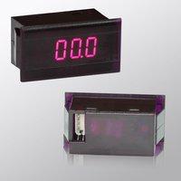 Digital ammeter for DC12V and DC24V  50A kit with 75mV shunt