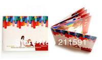 A5 28P Custom Cloth Books ,Cook Books Printing