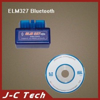 2013 freeshipping----smart super mini ELM327 Bluetooth OBDII V1.5,Elm 327 Bluetooth obd obdii can bus Car Scan Tool