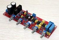 Assembled NE5532 2.1 preampilifer tone board