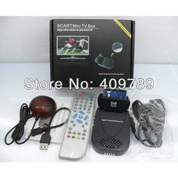 SCART Mini USB Watch&Record TV All-in-one BOX Enjoy Online Movies On Your Home TV(China (Mainland))