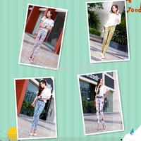 hot sell new arriveal fashion women jeans  ladies slim pencil pant  skinny jeans dark blue black 8016