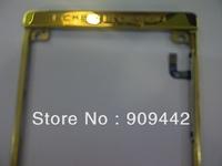 New P'9981 9981 P9981 Diamond Front Bezel Frame Housing Faceplate Gold 5PCS /LOT