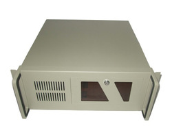 4u industrial computer case 14 tank at the back 1.2mm material ADVANTECH ipc 610(China (Mainland))