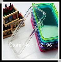 2014 New Soft Silicone TPU Gel Skin Clear Case For iPhone 5 case Transparent TPU cover for iphone5s iPhone 5s cases phone cases