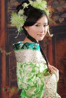 Costume hanfu costume tang suit hanfu women's photography clothes