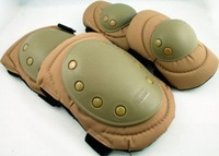 SWAT skateboard paintball knee and elbow pad SD free ship