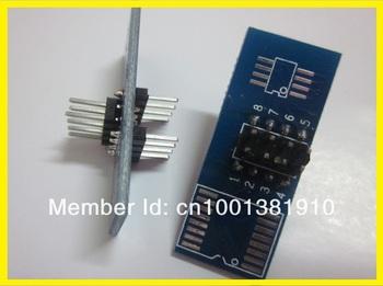 Free shipping 50PCS/LOT SOP Adapter SOP8 &SOP16 USB universal Progrmmer IC Socket TL866CS/TL866A/EZP2010
