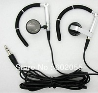 Free shipping high quality A8 Ear Hook Headphones new boxed