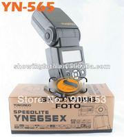 photographic equipment Yongnuo 565ex for Canon ETTL flash speedlight