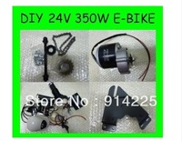 24v 350w Mini Electric Bicycle Kit Scooter Brush Motor Engine Charger By Air NEW  /freeshipping