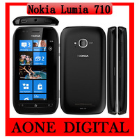 Original Nokia Lumia 710 8GB Storage 5MP WIFI GPS Windows OS Unlocked Mobile Phone China Post  Free Shipping