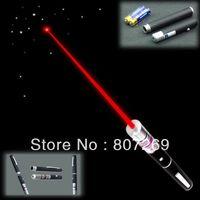 Red Laser Pointer Pen 5mw  Beam w/ 2x AAA batteries,EK brand