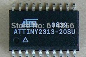 10PCS ATTINY2313-20SU ATTINY2313  SOP-20 IC
