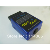 2014 hot OBD Scan Tool ELM327 Bluetooth mini and the lastest V1.5 Version , high quality ,Free shipping