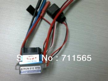 45A Brushless motor ESC 03307 HSP 45A ESC for 1:10 RC Electric Car