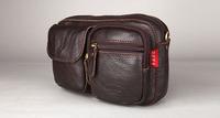 High Quality! Designer Stylish Travel  Outdoor Waist Fanny Pack Small Sling Belt Backpacks Genuine Leather Camera  Bag