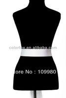 Elegant Designer Sample Satin Bridal Belt and Sash for DIY Wedding Dress