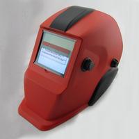 Li Battery+Solar auto shading darkening welding helmet/face mask for  MIG MAG TIG CT TSC KR welding machine/CUT plasma cutter