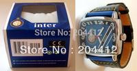 INTER MILAN FC SOCCER NEW FASHION WRIST WATCH #07