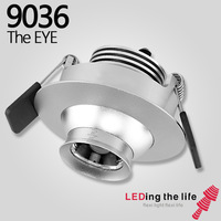 9036 the eye,LED focus lighting fixture for Museum lighting sales promotion