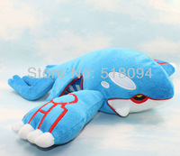 Free Shipping Japanese Plush Pokemon Costume Anime Plush toys Cartoon Walrein Stuffed Animals Dolls Gifts for Children Wholesale