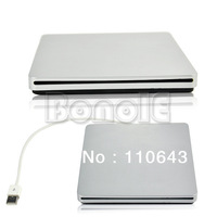 External USB2.0 Optical Drive Case Enclosure For Apple Macbook 9.5mm 12.7mm SATA DVD RW Super Slim Slot in  8973