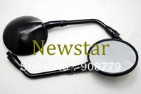 Free Shipping  Motorcycle Mirrors for Honda CB900 2002-2009 CB1300 1998-2008 Black Rearview Mirror
