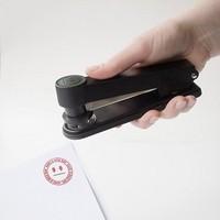 2014 New design Free Shipping Smile stapler new arrival