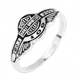 Wholesale 316L stinless steel casting Ring Jewelry(China (Mainland))