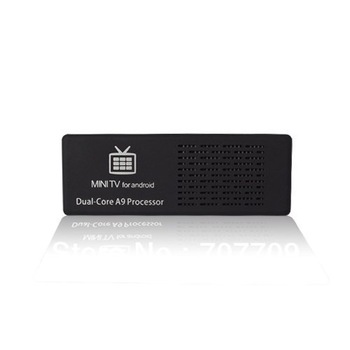 Free Shipping MK808 MK808B Android 4.1 Mini PC TV Box Rockchip RK3066 1.6GHz Dual Core 1GB RAM 8GB ROM WiFi HDMI Full HD