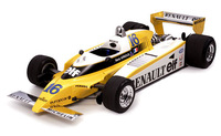 new design low shipping fee 1:12 Tamiya 12033  1/12 Renault RE-20 Turbo w/PE Parts 12033