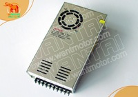 wantai 350,60VDC,5.9A power supply , matching Nema 23, Nema 34 stepper motor/stepping motor cnc kit www.wantmotor.com