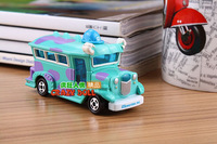 TOMICA  Monsters Inc Mao blame Sally antique car alloy car models,mini Pixar Cars figure  free shipping