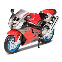 Limited edition bag alloy aprilia motorcycle model