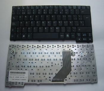 Spanish laptop keyboard compatible model LG E200 E300 E210 E310 ED310