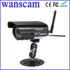 Mini Wireless WiFi Purple CCTV Outdoor Waterproof Night Vision Wanscam Webcam Network Security Bullet IP Camera IR 20M(China (Mainland))