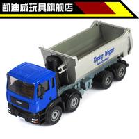 620008 alloy engineering car model alloy dump-car truck