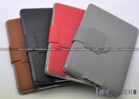 Folio PU Case for Amazon Kindle touch  4colors 100pcs/lot