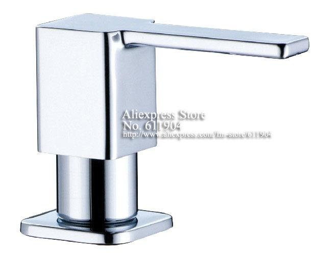 Stainless Steel Kitchen Sink Soap Dispenser