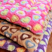 Coral fleece cushion pet mat dog mat cat mat pad, pet beds from China pet supplies