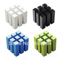 Magic cube multifunctional storage cable winder