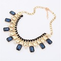 2013 Fashion Rhinestone Short Choker Necklace  for Women Accessories