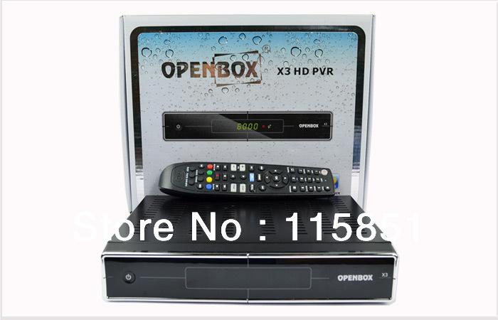 Full HD Satellite Receiver Opebox x3 Internet Sharing Box(China (Mainland))