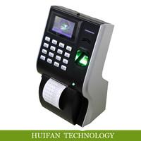 Fingerprint time attendance system for Brazil Markets HF-P10
