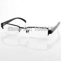 Convenient Outdoor Sport Read Menu Clear Lens Bifocal Vision Presbyopic Glasses Reading Glasses +2.00 Case