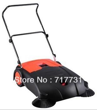 MJD80 manual sweeper