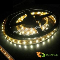 Free shipping 60led/m battery powered led light strip