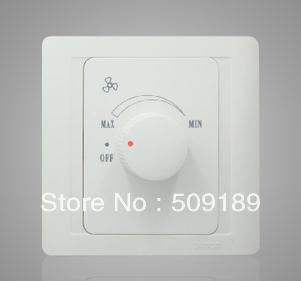 Настенный переключатель fan speed control switch