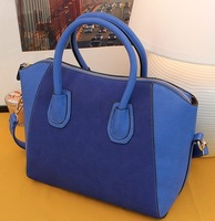 FREE SHIPPING 2012  fashion nubuck leather  women's handbag shoulder bag for women messenger bag   DZ1466